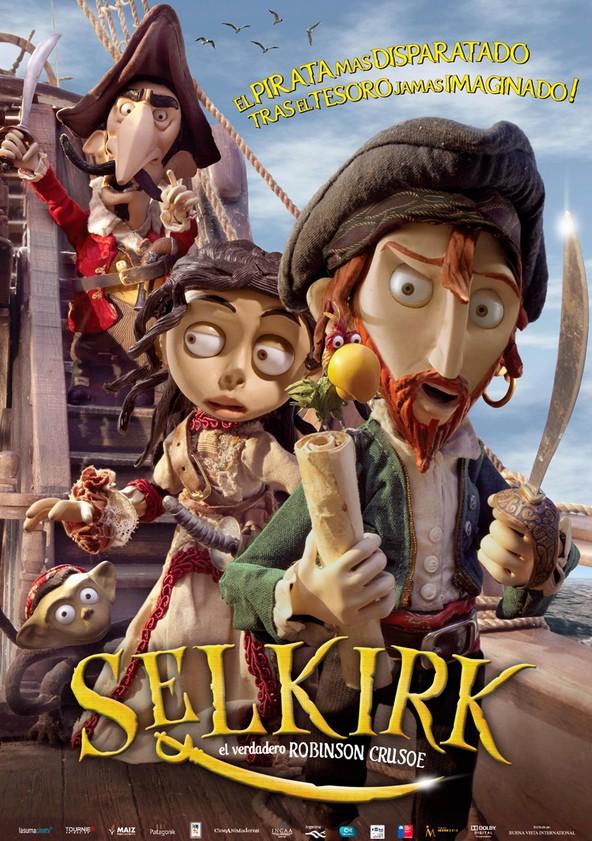 Selkirk, el verdadero Robinson Crusoe