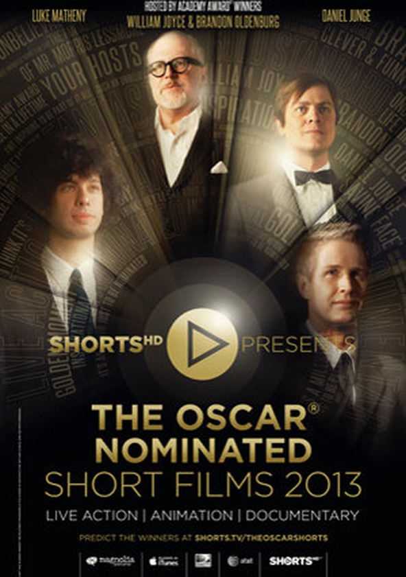 Oscar Nominated Live Action Short Films 2013