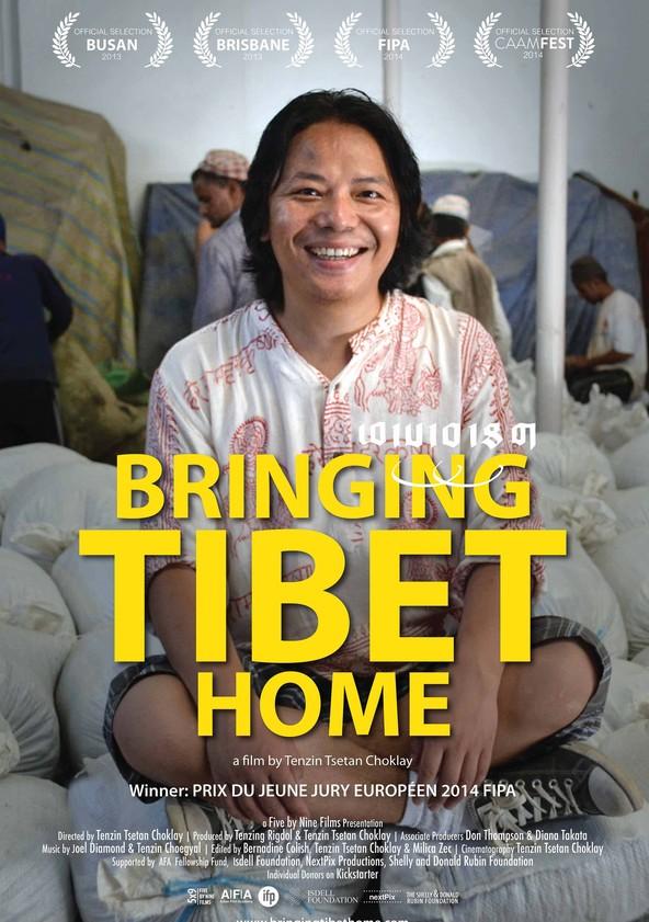 Bringing Home Tibet