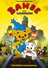 Bamse and the Thief City