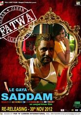 Le Gaya Saddam