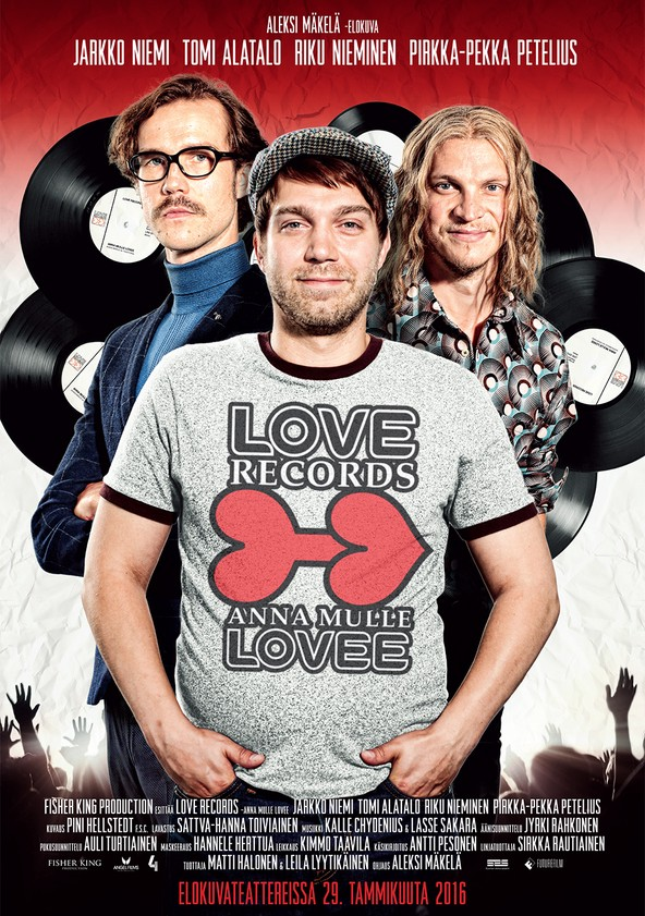 Love Records poster