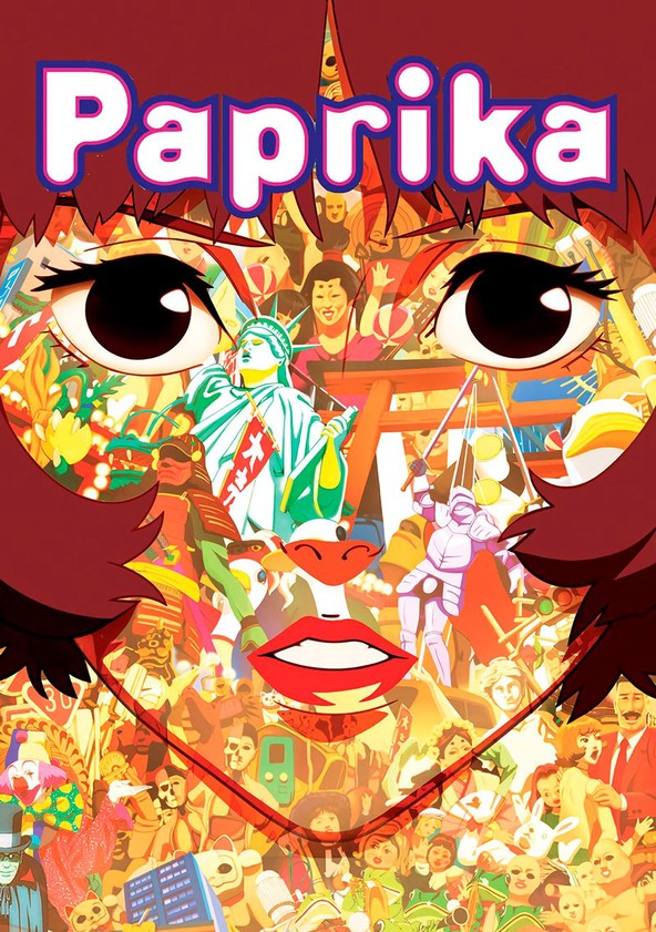 paprika movie where to watch streaming online