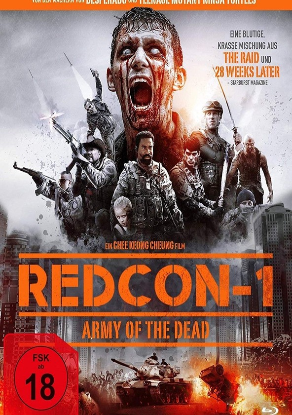 Redcon-1- Army of the Dead
