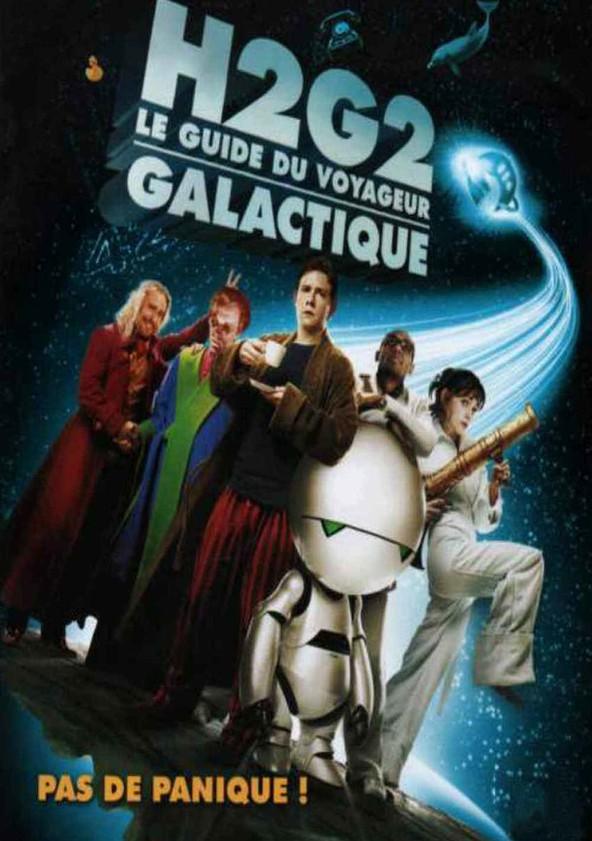 H2G2 : Le Guide du voyageur galactique