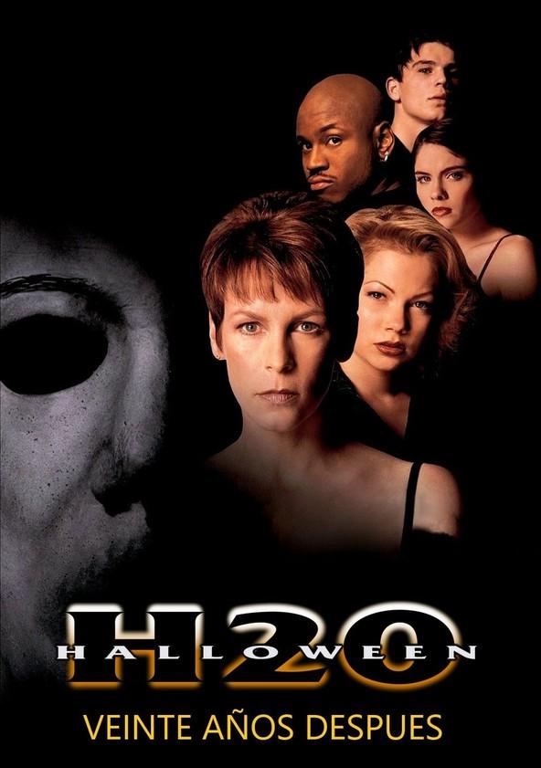 Halloween: H20 - Veinte años después