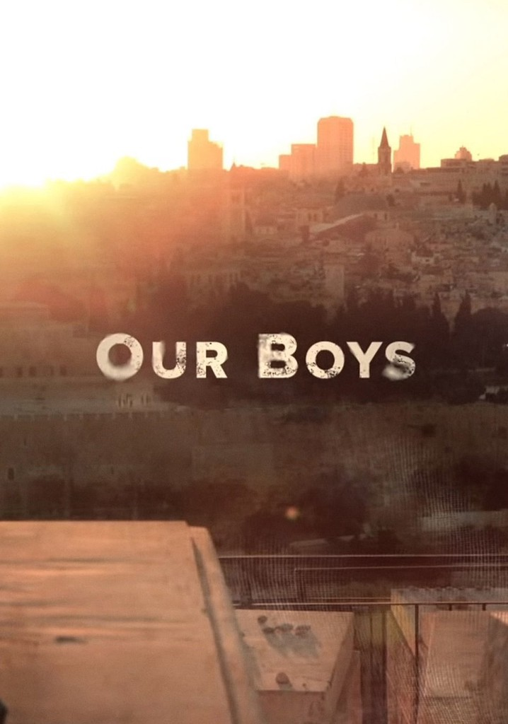 Our Boys movie poster