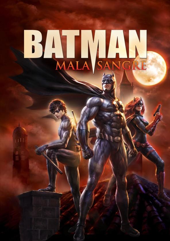 Batman: Mala sangre