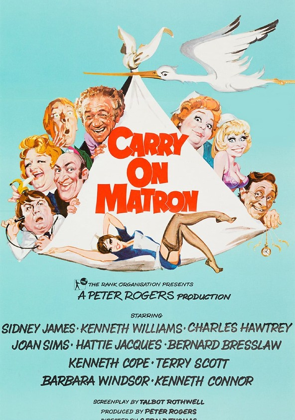 Carry On Matron