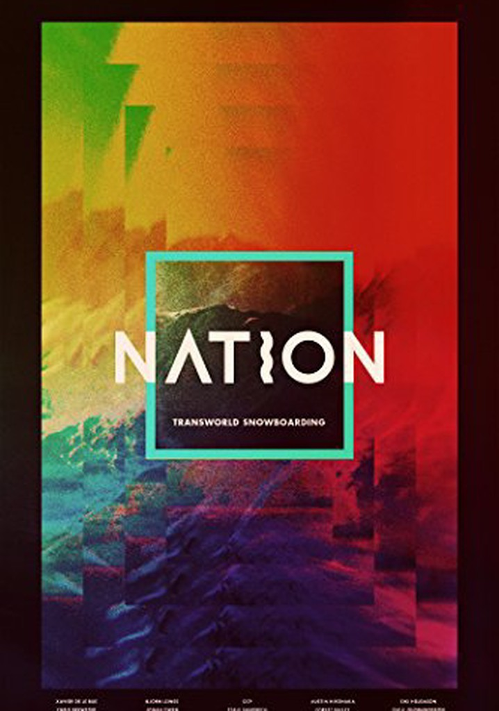 Nation - TransWorld SNOWboarding