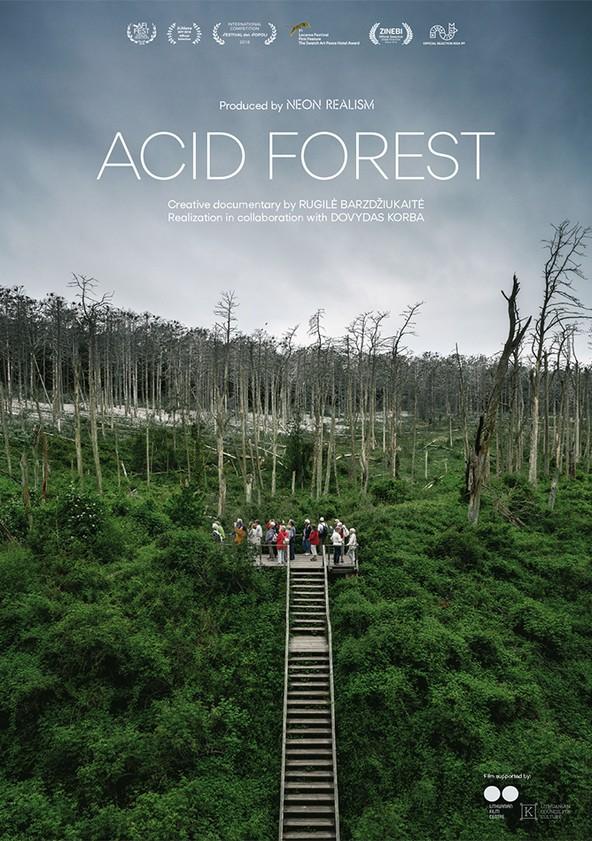 Rūgštus miškas