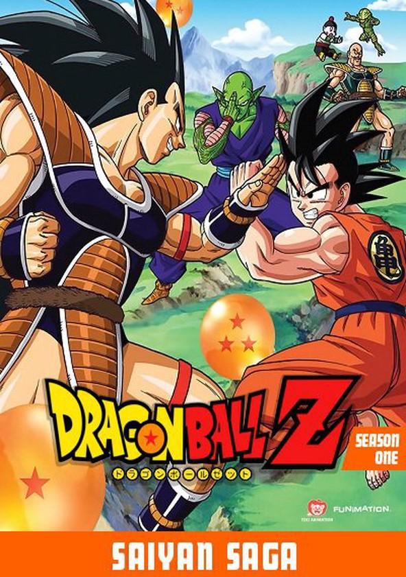 dragon ball z season 1 episodes free