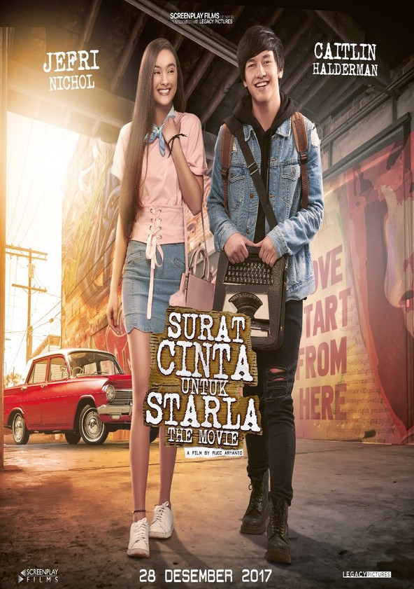 Surat Cinta Untuk Starla The Movie Streaming