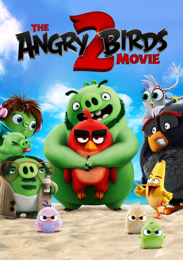 The Angry Birds Movie 2 Streaming Watch Online