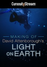 The Making Of David Attenborough's Light On Earth
