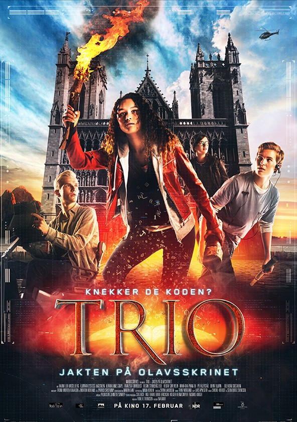 TRIO - The Hunt for the Holy Shrine