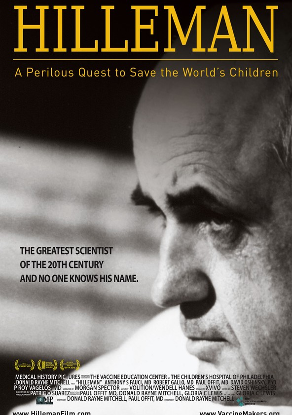 HILLEMAN – A Perilous Quest to Save the World's Children