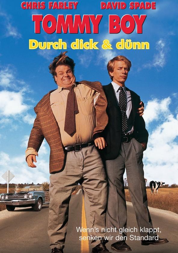Tommy Boy - Durch dick und dünn poster