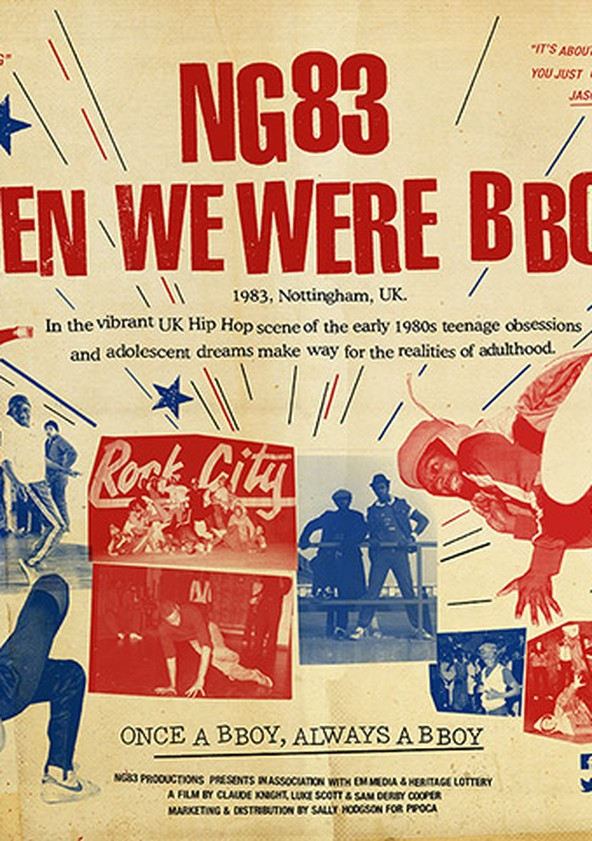 NG83 - When We Were B Boys