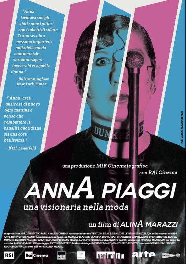 Anna Piaggi: Fashion Visionary