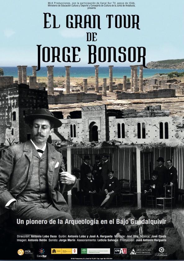 El Gran Tour de Jorge Bonsor