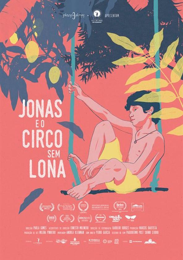 Jonas and the Backyard Circus
