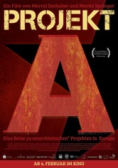 Projekt A - A Journey to Anarchist Projects in Europe