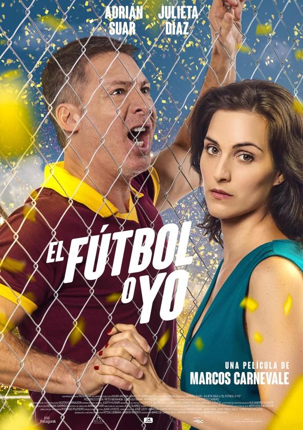Der Fußball oder ich!