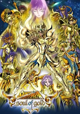 I Cavalieri dello Zodiaco - Saint Seiya: Soul of Gold