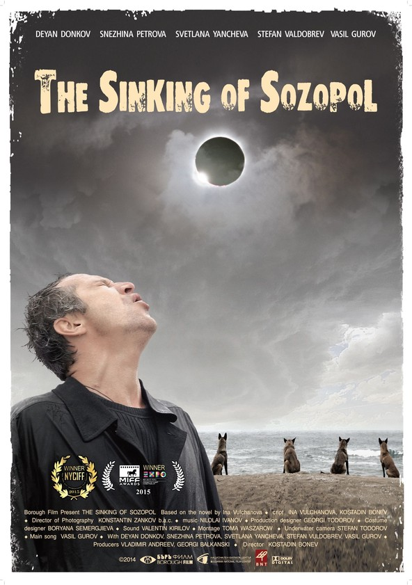 The Sinking of Sozopol