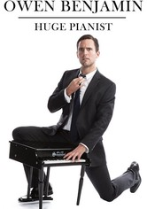 Owen Benjamin: Huge Pianist