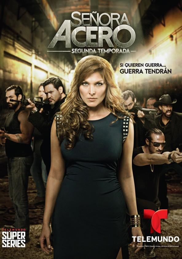 Acero, Woman of Steel