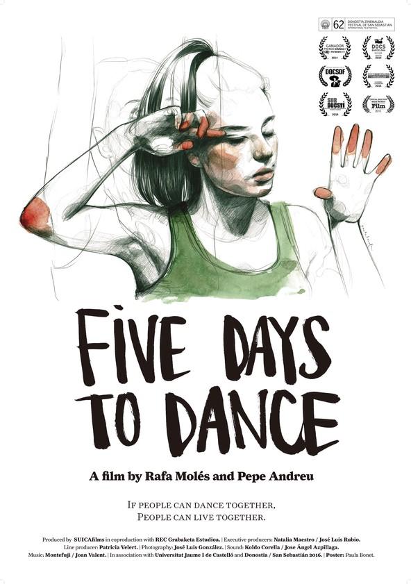 Cinco días para bailar