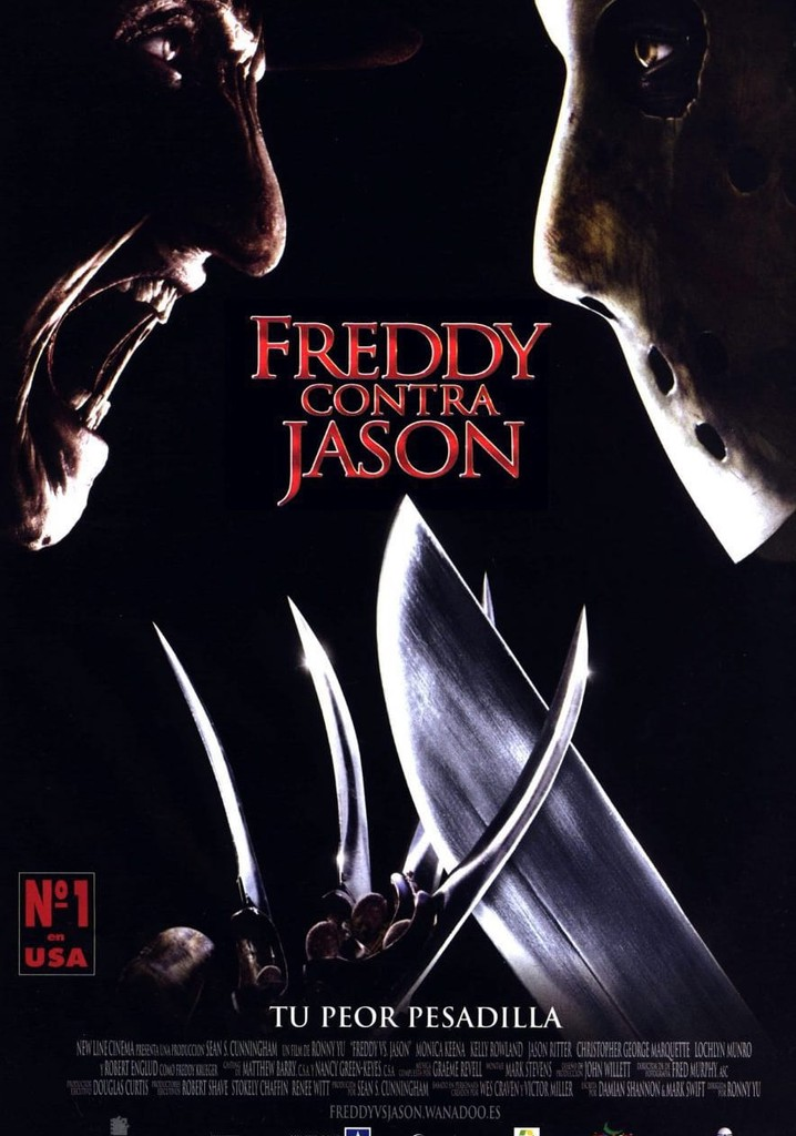 Freddy contra Jason