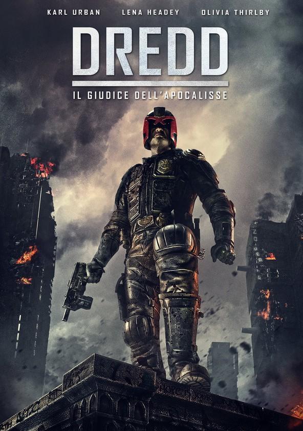 Dredd - Il giudice dell'apocalisse