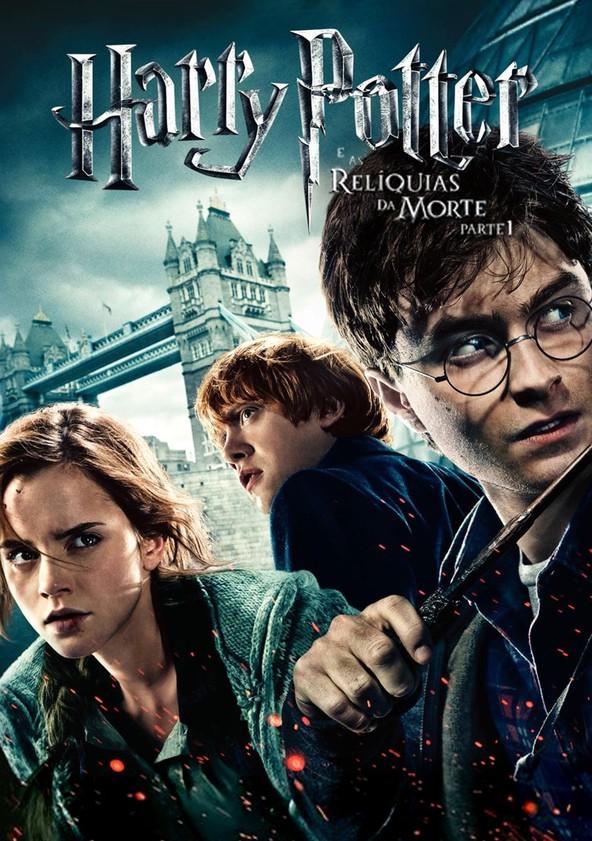 Harry Potter e os Talismãs da Morte: Parte 1