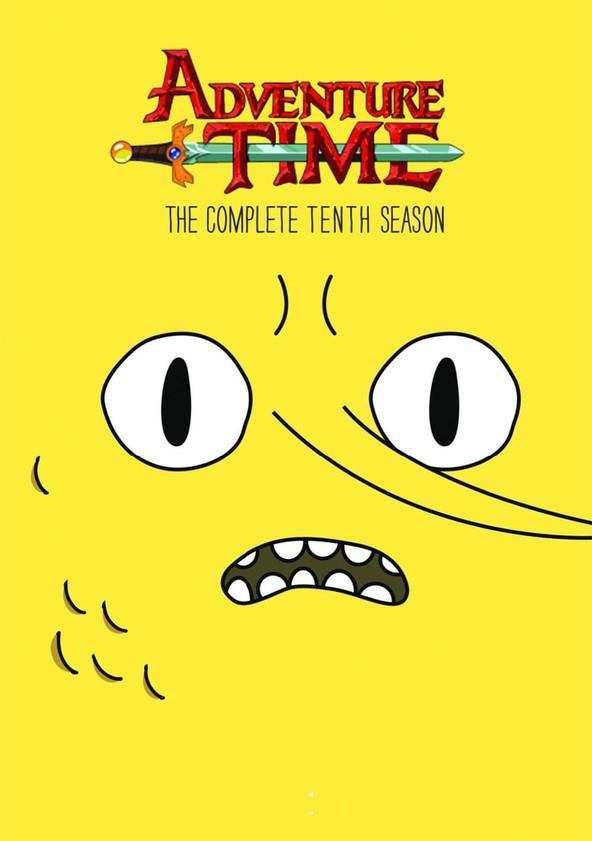 Adventure Time Season 10 - watch episodes streaming online