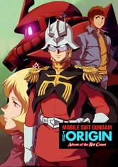 Kidou Senshi Gundam - The Origin - Zenya Akai Suisei