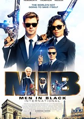 MIB - Homens de preto 3 - Força Internacional