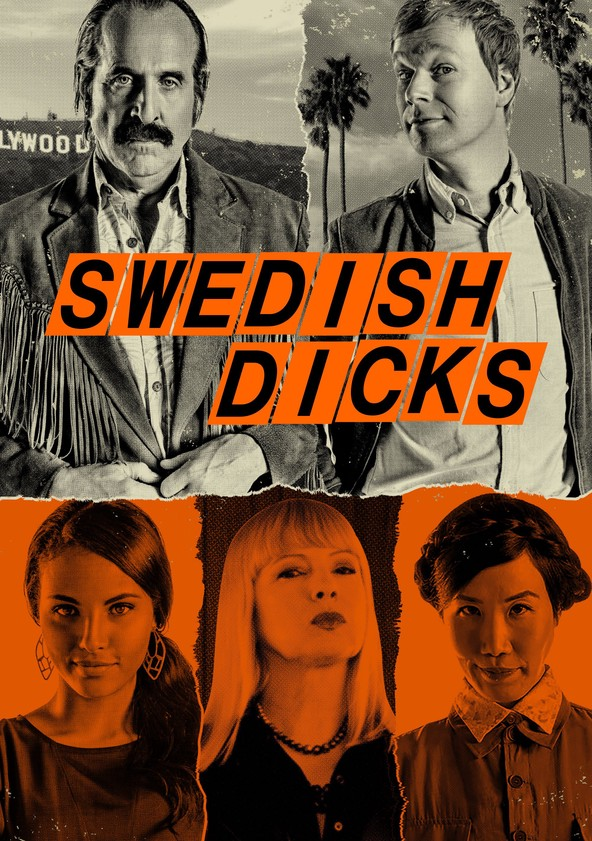 Swedish Dicks Season 1 poster