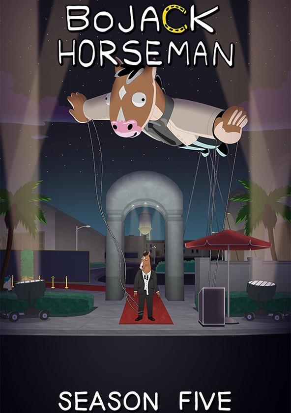 BoJack Horseman Season 5 - watch episodes streaming online