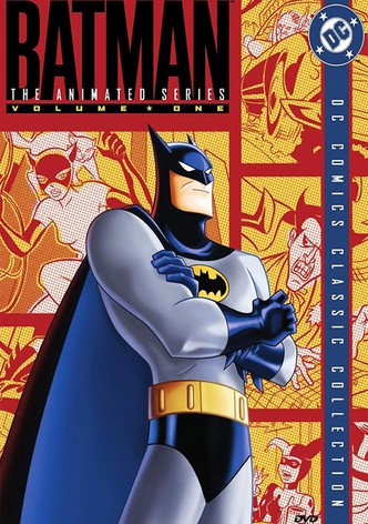 Batman The Animated Series Streaming Online