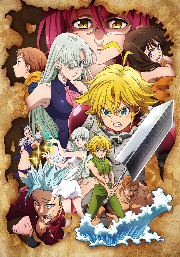 Nanatsu no Taizai (The Seven Deadly Sins)