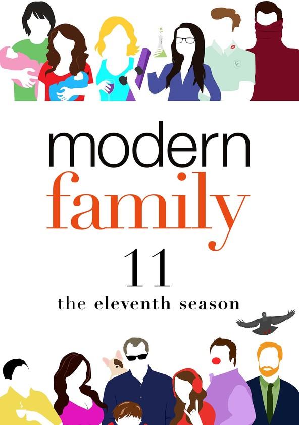 Moderni perhe