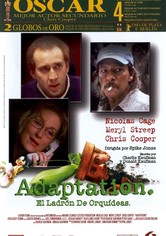 Adaptation: El ladrón de orquídeas