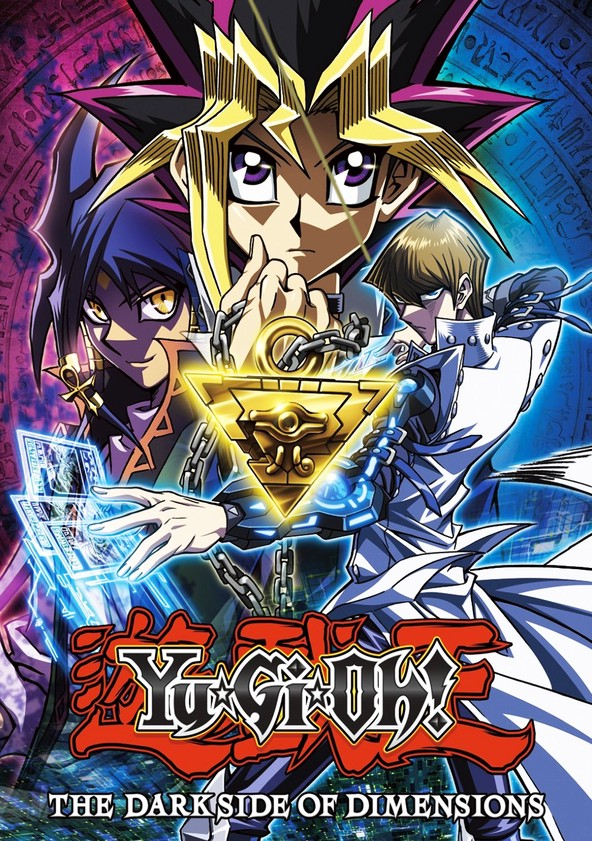 Yu-Gi-Oh!: The Darkside of Dimensions