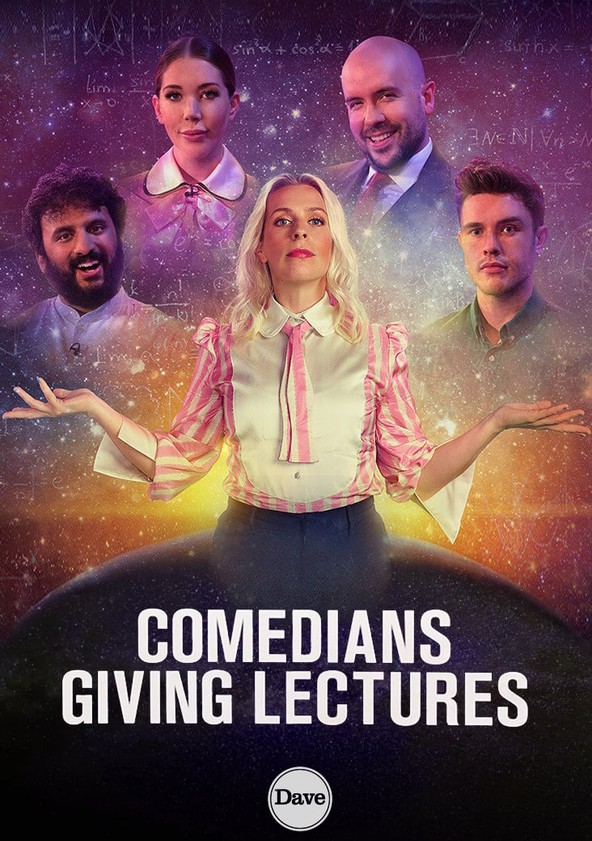 Comedians Giving Lectures