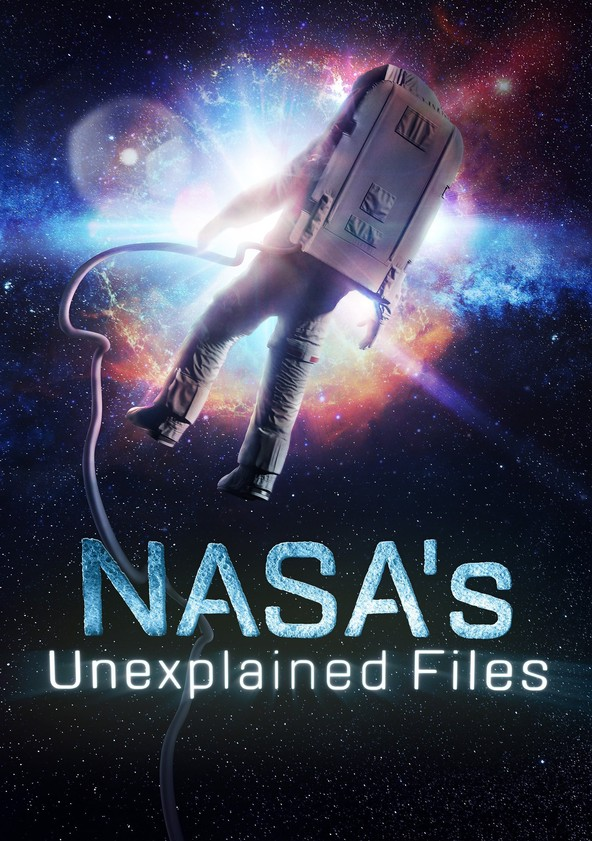 NASA's Unexplained Files movie poster