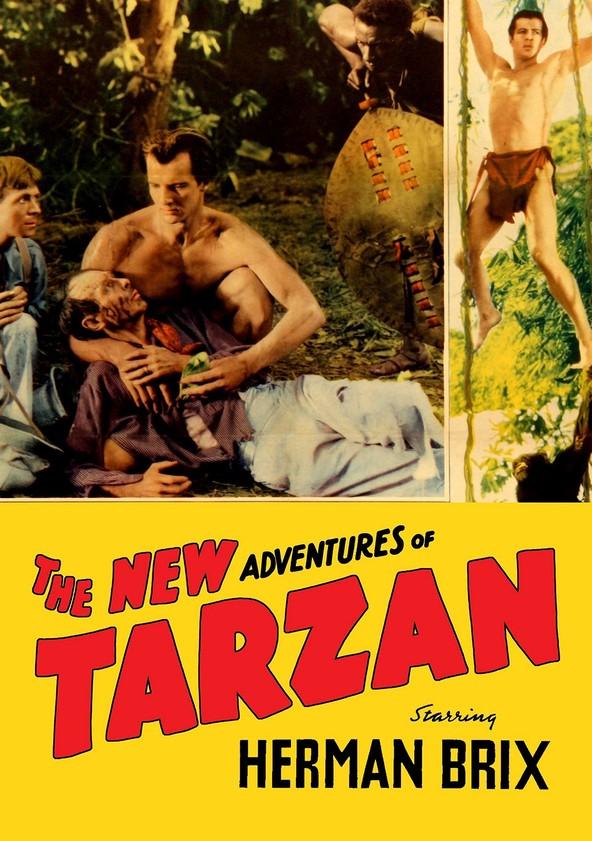 The New Adventures of Tarzan