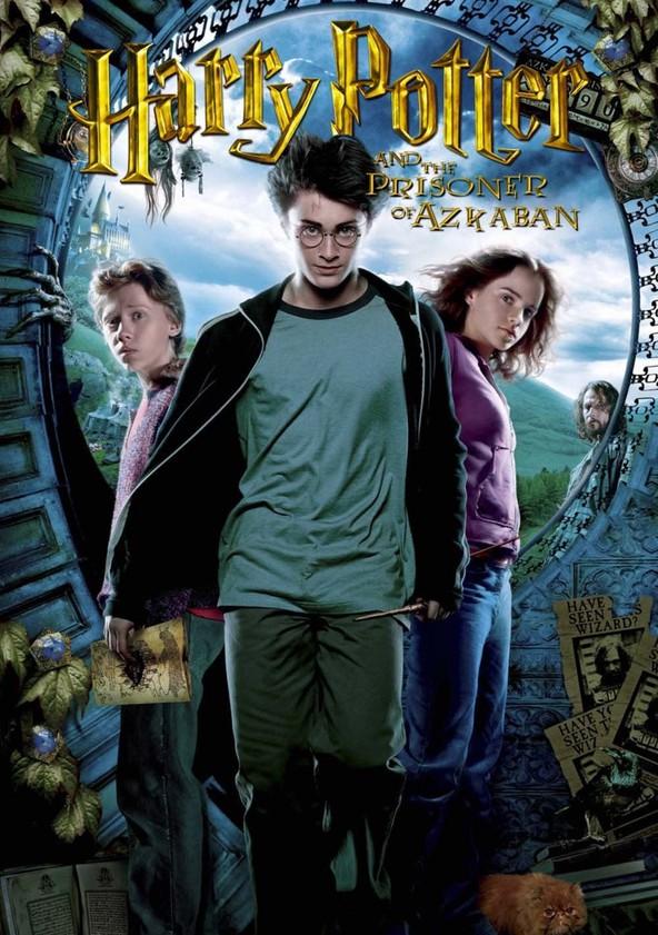 Harry Potter ja Azkabanin vanki poster